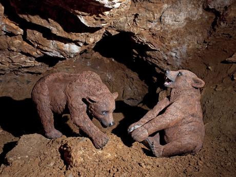 Balcarka cave