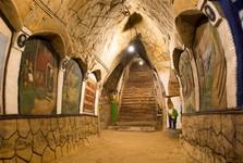 Maľovaná pivnica v Šatove
