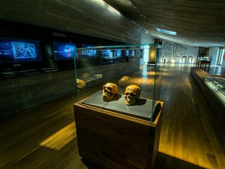 moderní Archeopark Pavlov