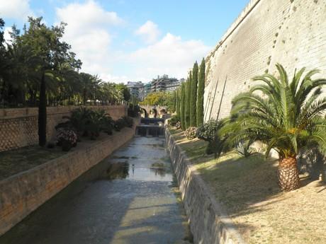 kanál Torrente de Sa Riera