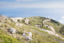 albánska príroda