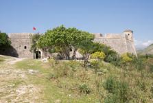 hrad Porto Palermo
