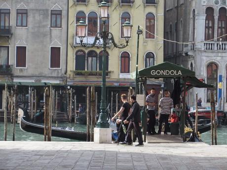 omnipresent gondolas