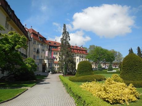 Piešťany - hotel Thermia Palace