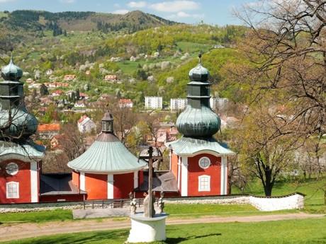 Banská Štiavnica - Calvary