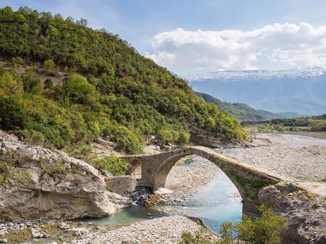 národní park Bredhi i Hotovës