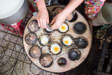streetfood v Nha Trang