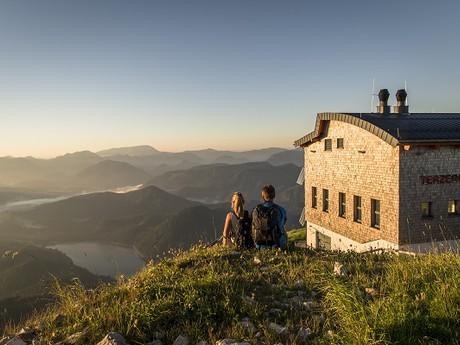 Terzerhaus on the Vienna's Alpine Arch trail, (c) Robert Herbst – Niederösterreich-Werbung