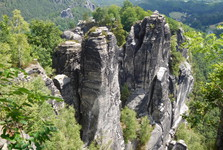 Bastei – the gems of Saxon Switzerland