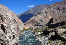 дорога в деревню Quechualla