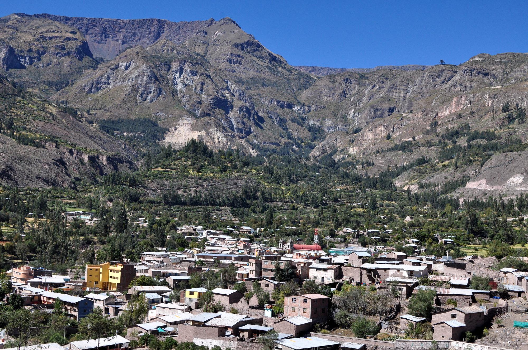 деревня Котауаси