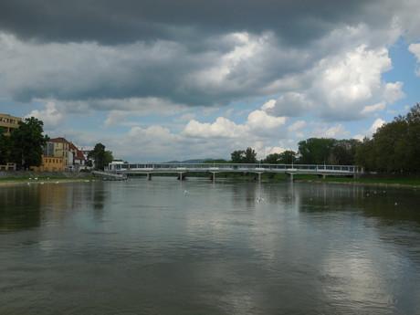 Piešťany - Kolonádový most