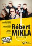 koncert Róbert Mikla