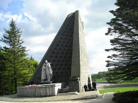 Svidník - Pamätník Československej armády na Dukle