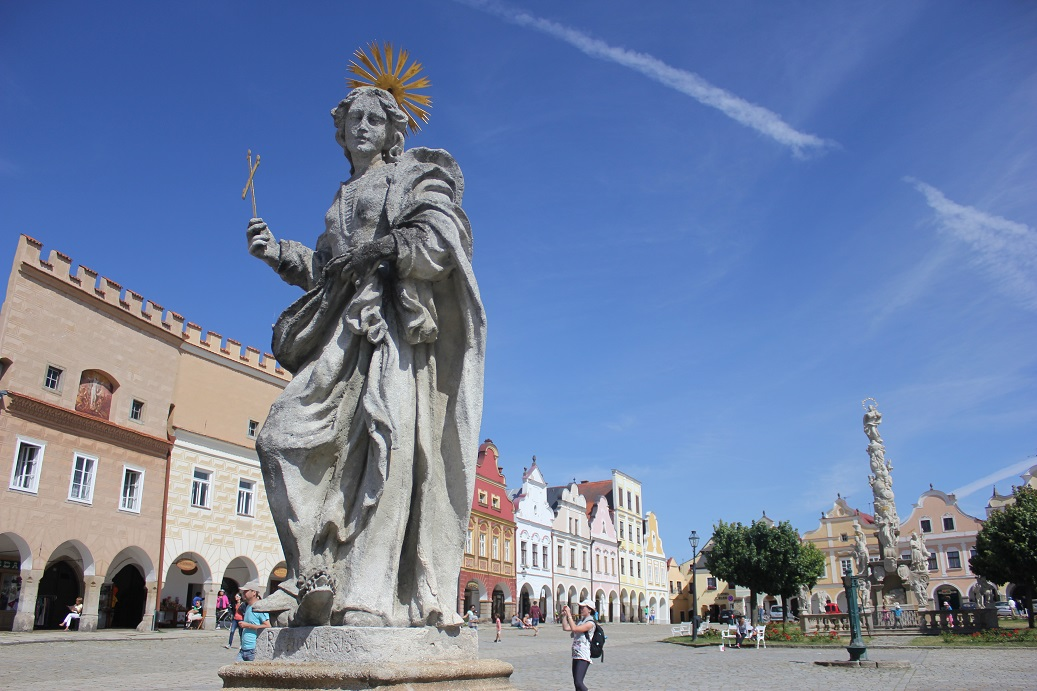 Zacharias of Hradec, Telc