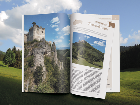 publikace Od hradu k hradu
