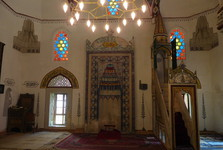 Koski Mehmed-pašova mešita – interiér