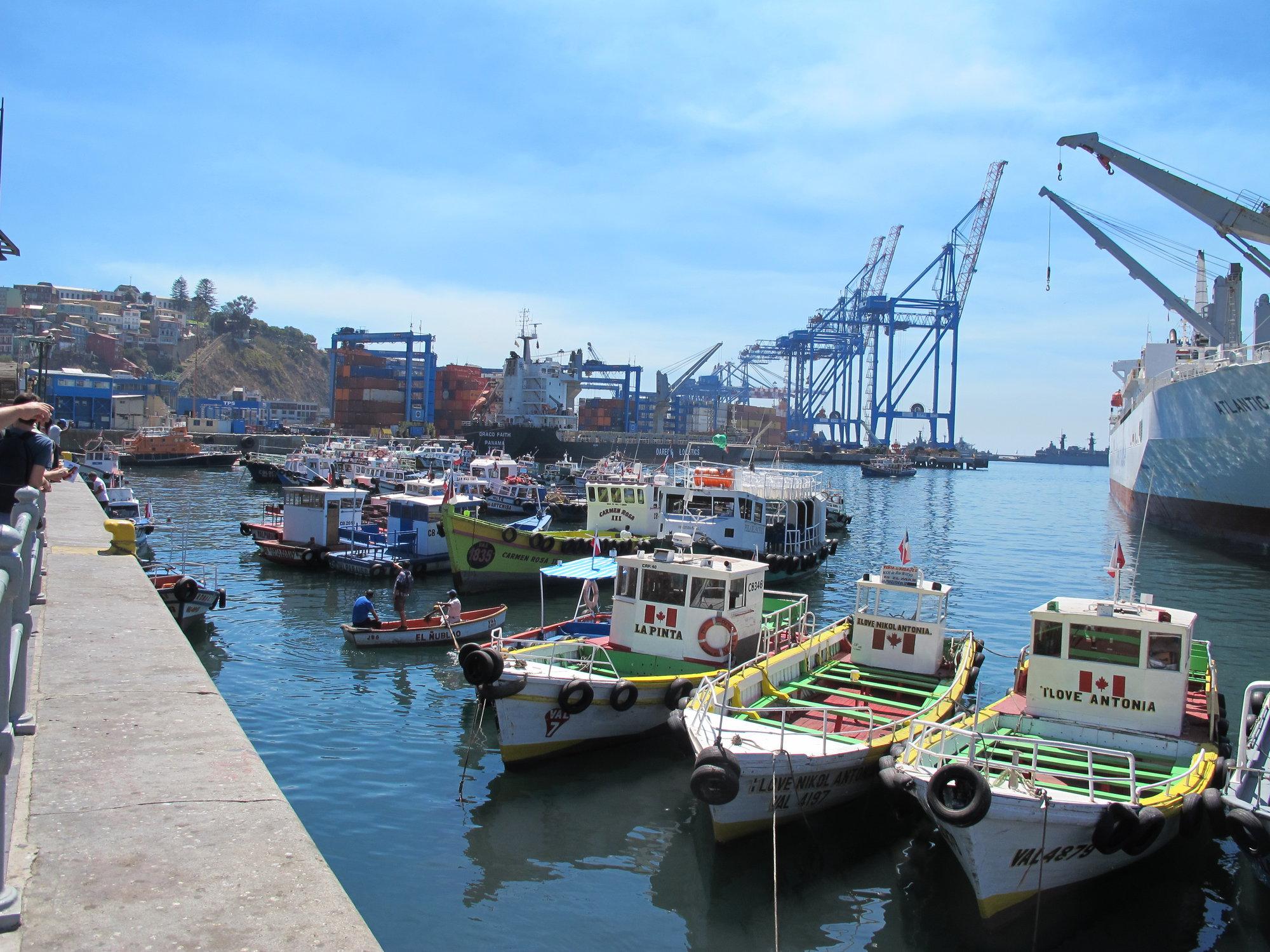 přístav