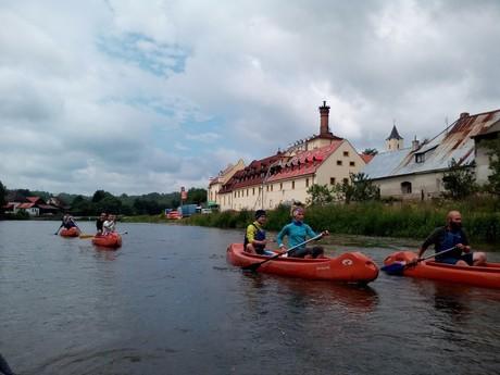 пивоваренный завод и замок Кацов