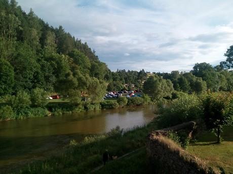 a camp, Kacov