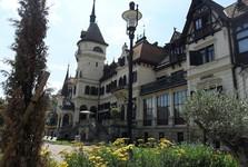 Lesna chateau