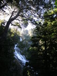 vodopád Cascada Nido de Aquila