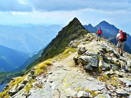 на хребте Kleine Wildstelle (2 577 м над у.м.)
