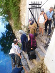 dervish clositer compound – stairs to the water