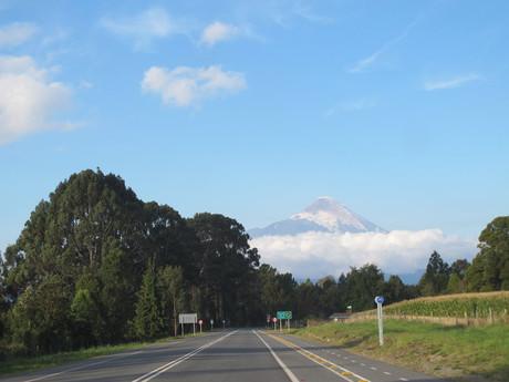 vulkán Osorno