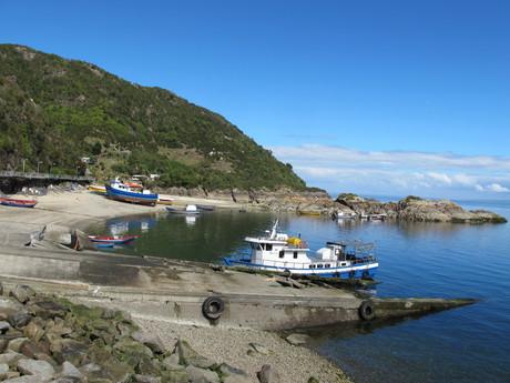 přístav La Arena