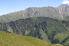hory Vysokých Taur