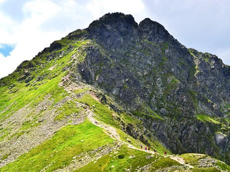 Ostrý Roháč (2 088 m n. m.)