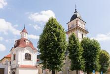 kostel sv. Martina z Thur a kaple sv. Jana Nepomuckého