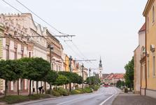 Hlavní street