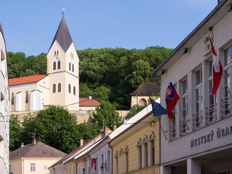 Farský kostel