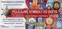 výstava Policajné symboly