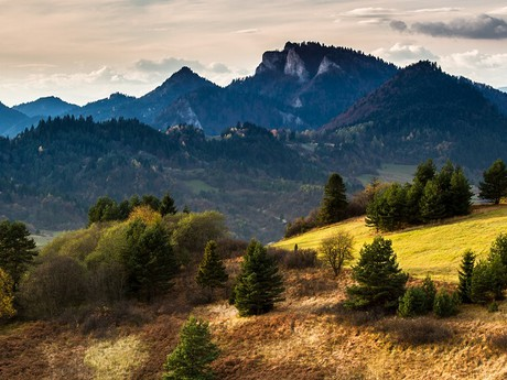 Slovenské hory, foto: Karol Kobella