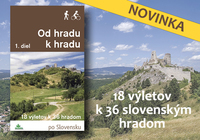 publikácia Od hradu k hradu