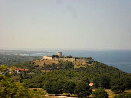 Platamon castle