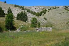 prírodný park Blidinje