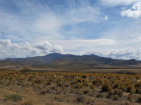 Argentinian landscape