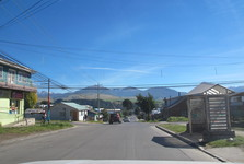 the town of Coyhaique