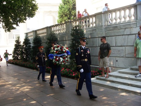 Arlingtonský národní hřbitov