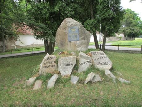 Dvorak memorial