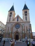 katedrála srdce Ježíšova