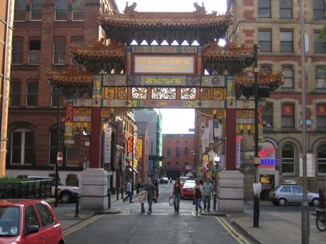 čínska štvrť