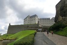 pevnost Könisgstein