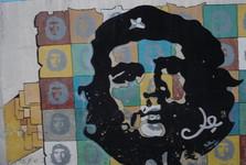Che Guevara všude okolo