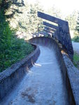 bobsleigh track