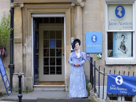 centrum Jane Austenové